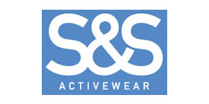 s and s active wear logo